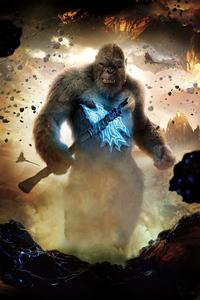 Godzilla In Godzilla V Kong Movie 5k
