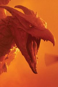 640x960 Godzilla King Of The Monsters 10k
