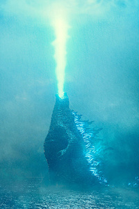 480x800 Godzilla King Of The Monsters 2019