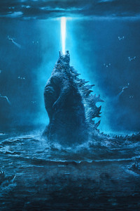 540x960 Godzilla King Of The Monsters 5k 2019