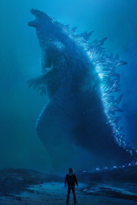 1280x2120 Godzilla King Of The Monsters 8k