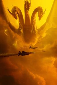 Godzilla The King Of Monsters 8k