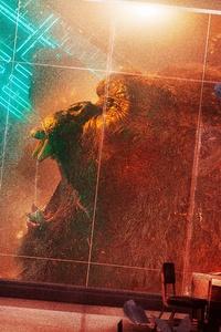 1440x2960 Godzilla Vs Kong 2021 10k