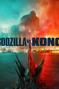 240x400 Godzilla Vs Kong 2021 4k