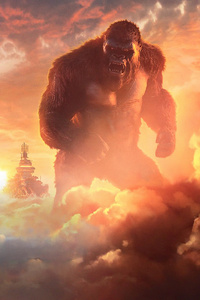Godzilla Vs Kong 4k