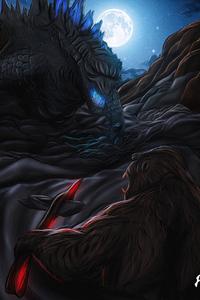 Godzilla Vs Kong 5k