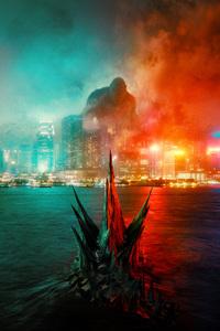 Godzilla Vs Kong 8k
