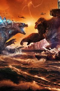 Godzilla Vs Kong Movie 5k