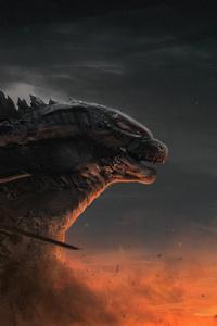 Godzilla Vs Kong Wide 5k