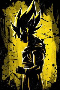 1280x2120 Goku 2020 New 4k