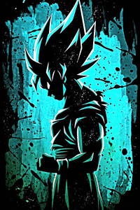 Goku 4k 2020 Artwork