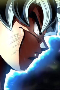 Goku Dragon Ball Super 4k