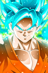750x1334 Goku Dragon Ball Super