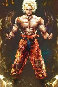 1125x2436 Goku Fire 2020