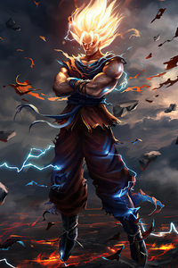 Goku Fire