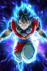 240x400 Goku Full Mode