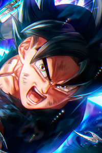 Goku In Dragon Ball Super Anime 4k