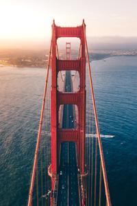 Golden Gate Bridge Landscape