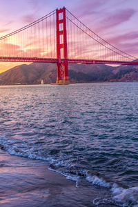 240x400 Golden Gate Bridge US 5k 2019