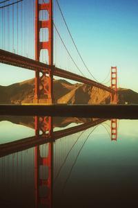 750x1334 Golden Gate Suspension Bridge 4k