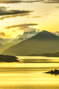 320x568 Golden Glenorchy 8k