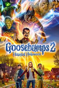 Goosebumps 2 Haunted Halloween Cast 4k