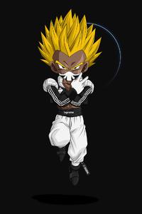 1440x2960 Gotenks Dragon Ball Z