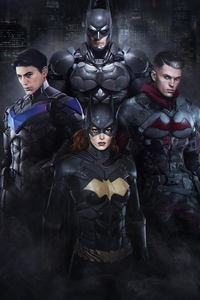 Gotham Bat Family