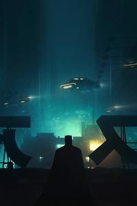 Gotham City 2049 Batman