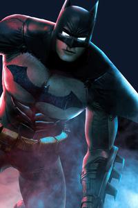 320x480 Gotham David Mazouz As Batman 4k