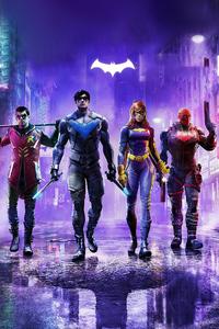 1242x2688 Gotham Knights