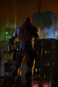 Gotham Knights Red Hood 4k