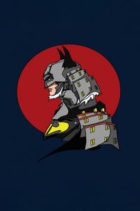 1440x2560 Gotham Protector Batman Minimal 5k