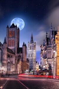 1080x2280 Gothic Architecture
