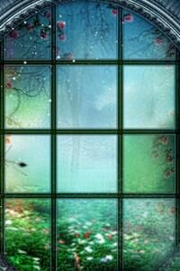 1242x2688 Gothic Window
