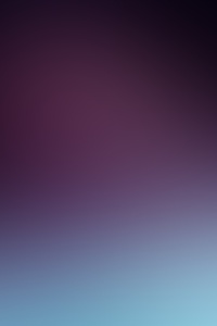 Gradient Blur Minimalism