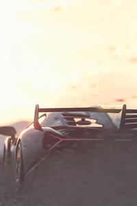 Gran Turismo Sport Lamborghini Centenario 8k