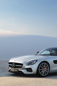 Gran Turismo Sport Mercedes AMG GT S 4k