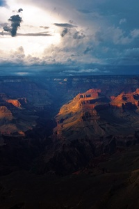 480x854 Grand Canyon National Park In Arizona 5k