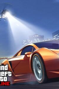240x400 Grand Theft Auto Online 2016