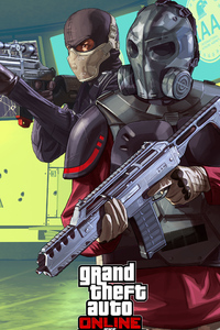 Grand Theft Auto Online The Doomsday Heist