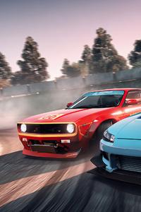Grand Theft Auto V Drifting Show Time 4k