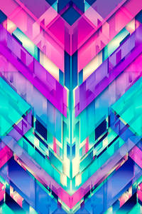 320x480 Graphics Digital Art Abstract