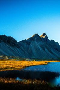 Grass Lake Mountain Nature