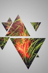720x1280 Grass Triangle