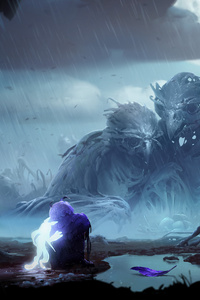 Graveyard Ori And The Will Of The Wisps