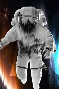 Gravity Astronaut 4k