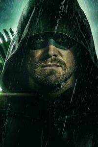1125x2436 Green Arrow 4k 5k
