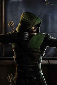 Green Arrow New Art