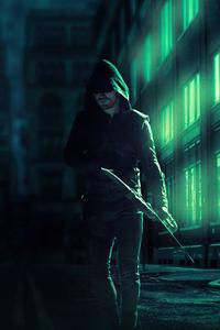 Green Arrow Peoples Vigilante 4k